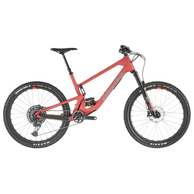 """VTT SANTA CRUZ 5010 4 CARBONE CC X01-Kit Reserve 27,5"""" Rouge 2021"""